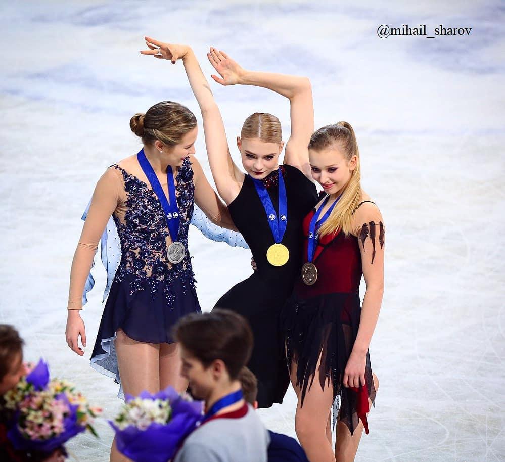 Анастасия Скопцова-Кирилл Алешин/танцы на льду - Страница 9 R8esVA3iCDw