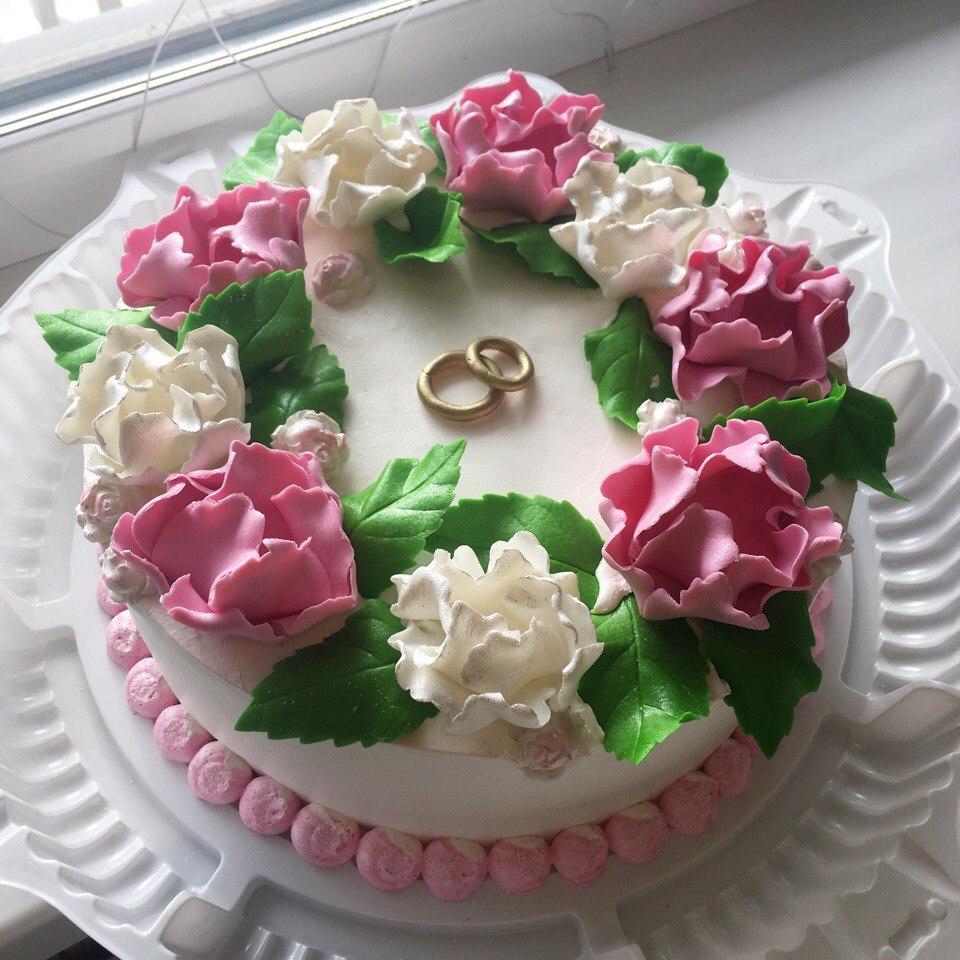 Торт на годовщину свадьбы (арт. 31)