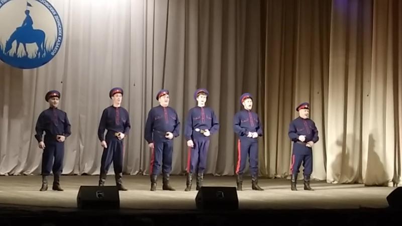 Народный ансамбль песни и пляски