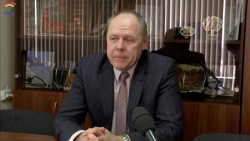 Александр Наумов - председатель ТИК Тосненского района рассказывает о том, как прошли выборы Президента РФ в нашем районе