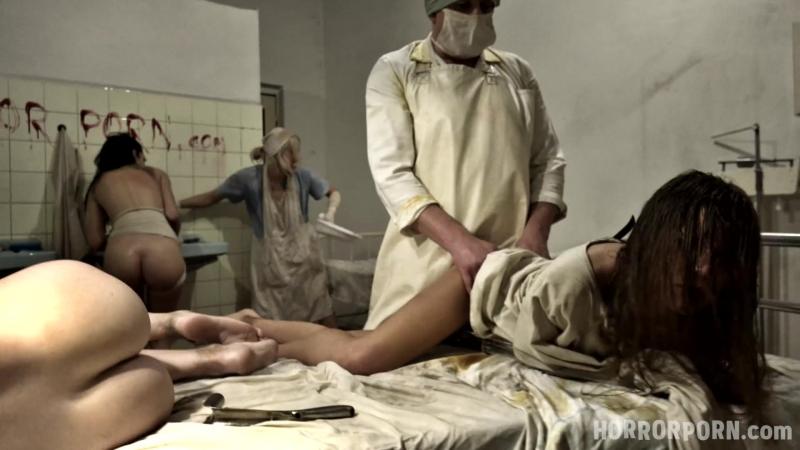 Horror Porn Korku Filmi Konulu Porno