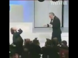 Souvenez-vous Cannes 1998 Il avait fait tournoyer Isabelle Huppert, avait bais