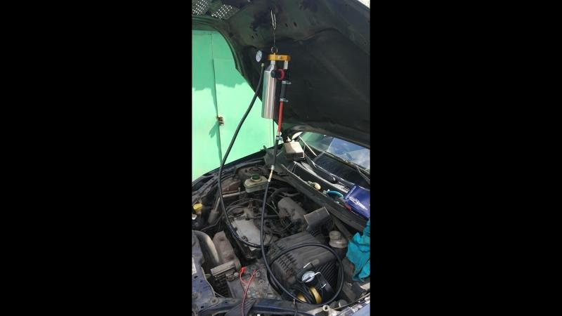 Промывка форсунок инжектора на Chery Tiggo T11
