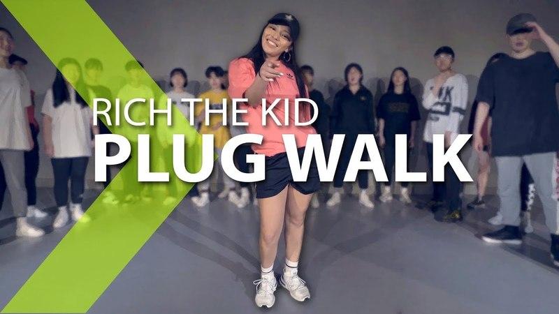 Rich The Kid - Plug Walk LIGI Choreography.