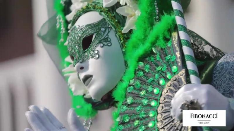 Карнавал в Венеции 27 01 13 02