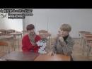 [RUS SUB][21.02.18] ZIP! BTS J-Hope Jimin's High School Memories