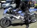 Самый быстрый мотоцикл в мире (320л.с)