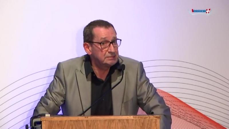 Islamisierung - Es ist 20 nach 12! Dr. Michael Ley in Wien