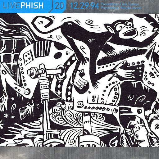Phish альбом LivePhish, Vol. 20 12/29/94 (Providence Civic Center, Providence, RI)
