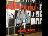 Натали Неведрова на 10-летии портала  Woman's day