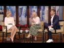 Margot Robbie para o Live with Kelly and Ryan (completo e sem legenda) ― JGBR