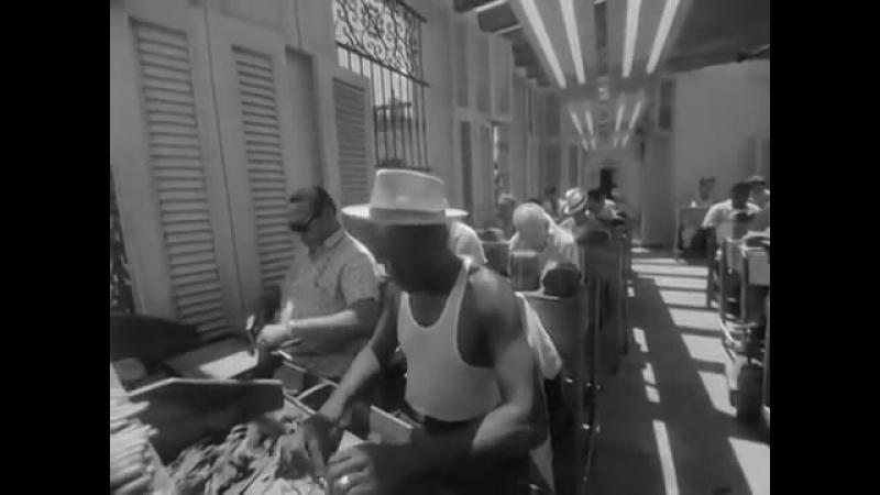 Я Куба (реж.М. Калатозов, опер. С Урусевский)