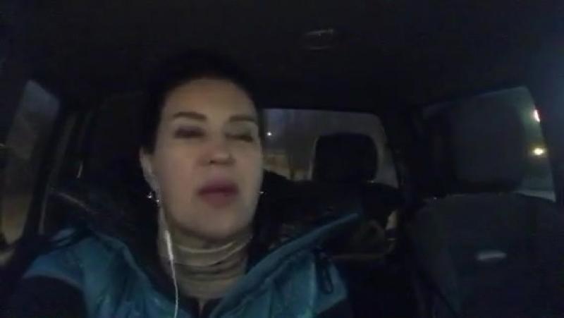 Татьяна и Александр Африкантовы в Перископе 15 04 2018 Мы в Конаково