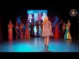 дефиле костюмов для беллиданс и шоу от ателье WINGS