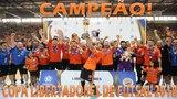 Gols Carlos Barbosa 4 x 1 Joinville - FINAL Copa Libertadores de Futsal 2018 (29042018)