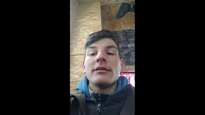 Вова Новобранець - Live