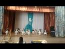 Первое выступление Алисы 🐧 Танец пингвинов 🐧
