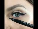 Make-up урок: как нарисовать стрелку