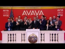 Avaya на NYSE