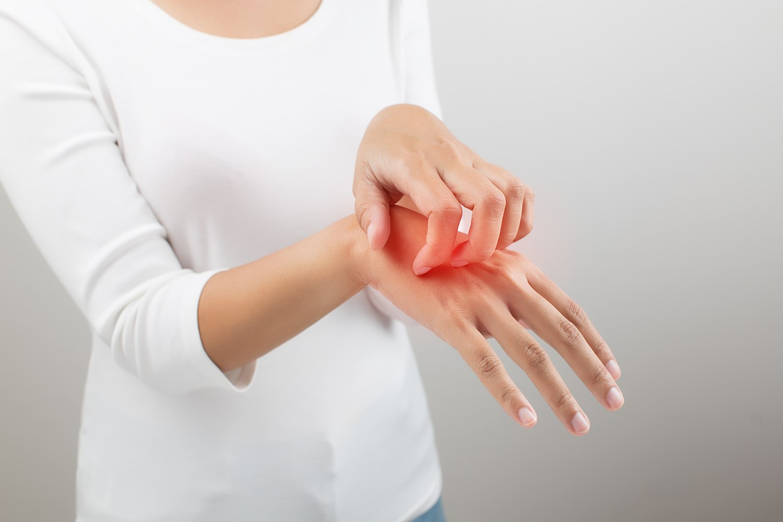 Что такое аллергический дерматит?
