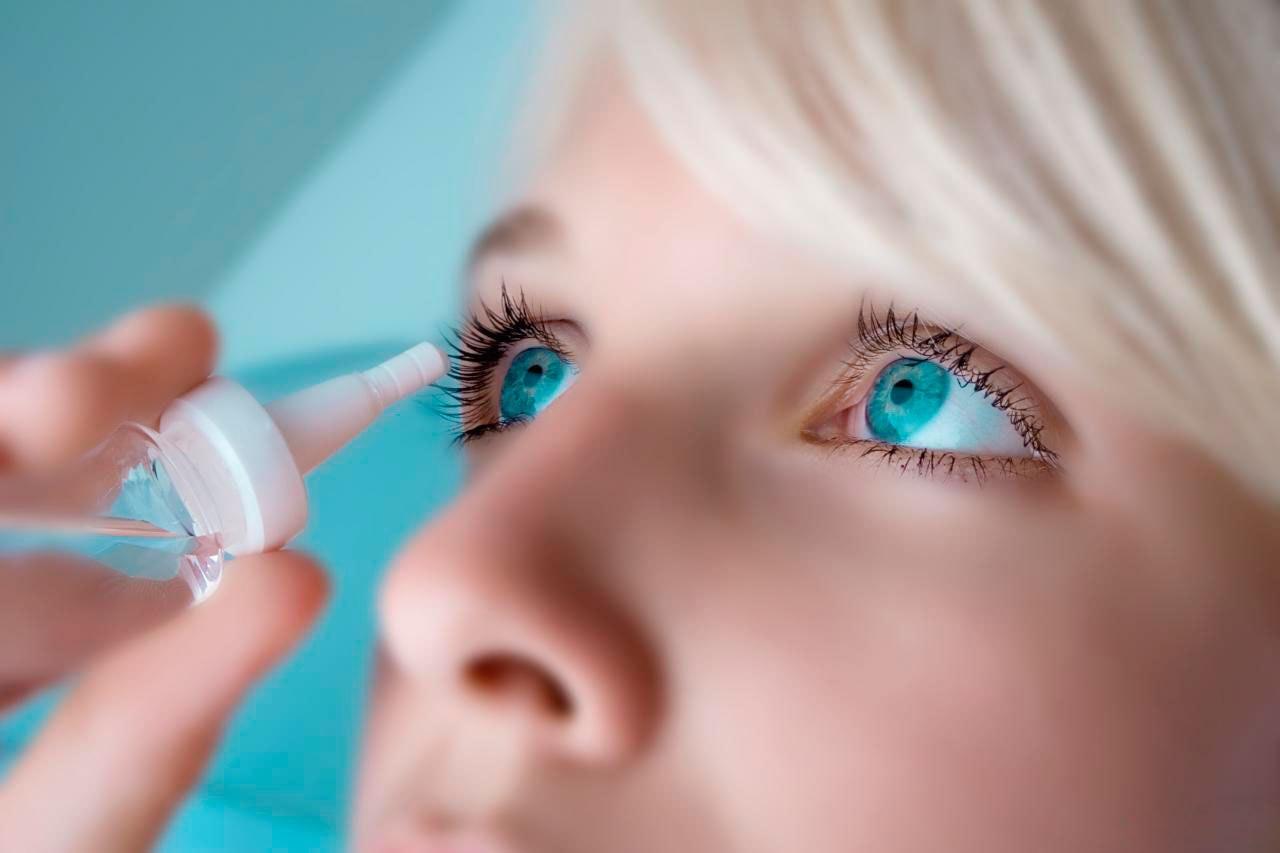 Медикаментозное лечение глаз