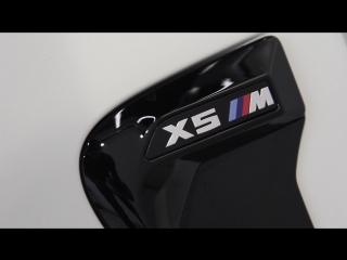 Оклейка антигравийной пленкой BMW X5