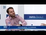 Депутаты из Косово подрались в прямом эфире (VHS Video)