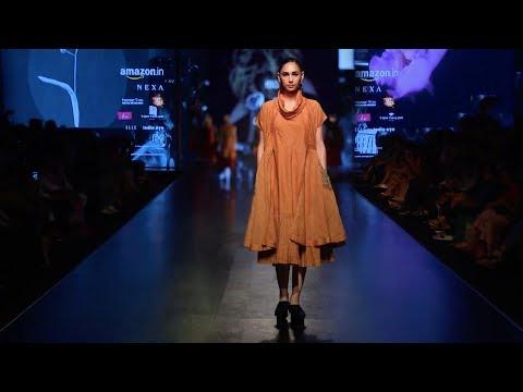 Aekatri By Charu Vij | Fall/Winter 2018/19 | Amazon India Fashion Week