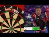 Mark Webster vs Paul Lim (PDC World Darts Championship 2018 Round 1)