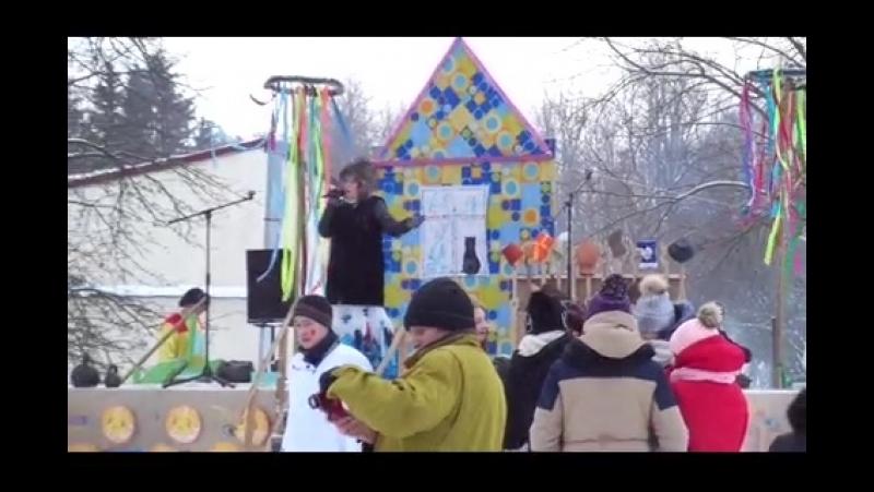 Поппури на цыганские песни в исполнении Галины Комиссаровой