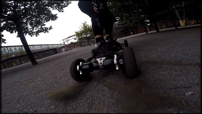 E-toxx - Spur Gears - 8S 200KV - MAX6 and DYMOND - UNSEALED ABUSE