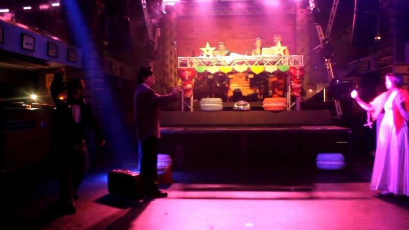 2.NWA и Мурманская студия исторических танцев - Бал Вампиров