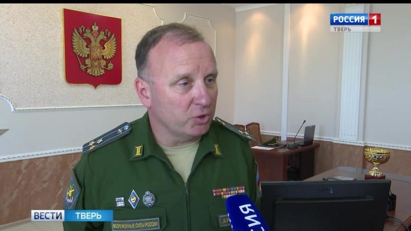 Тверские курсанты выиграли Кубок министра обороны Российской Федерации