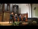 Vivacello IX Rastrelli Cello Quartet / 15 ноября 2017 Второе отделение