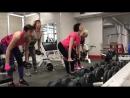 Групповая тренировка в тренажерном зале МаршалАртс