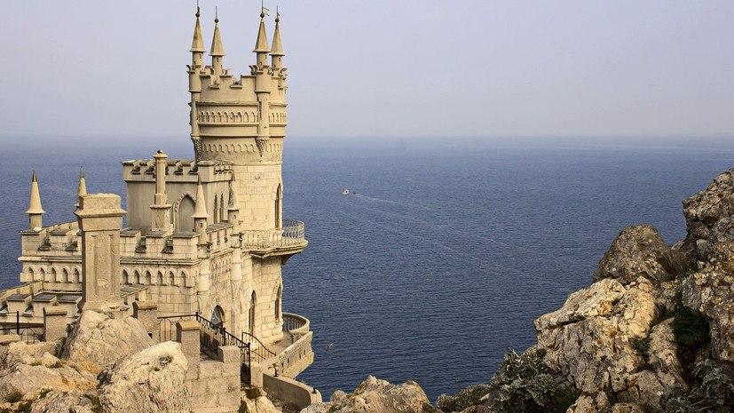 Крым получит в 2018 году новые корабли для охраны границы