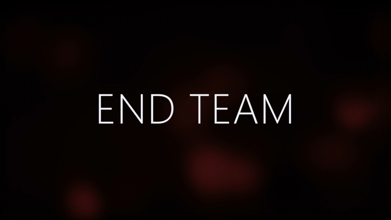 [END] TEAM - VERITAS VINCIT