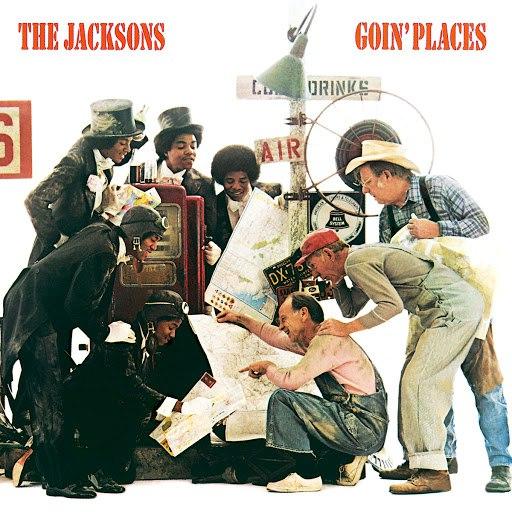 The Jackson 5 альбом Goin' Places