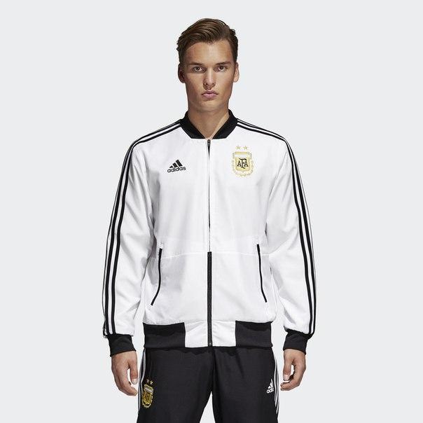 Парадная куртка сборной Аргентины