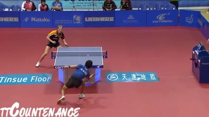 World Team Cup_ Patrick Baum-Joo Se Hyuk
