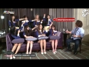 рус.саб 180106 Lovelyz in Taiwan Interview