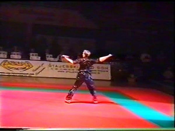 Андрей Рукавишников Чемпионат мира 2001 Словения, Марибор