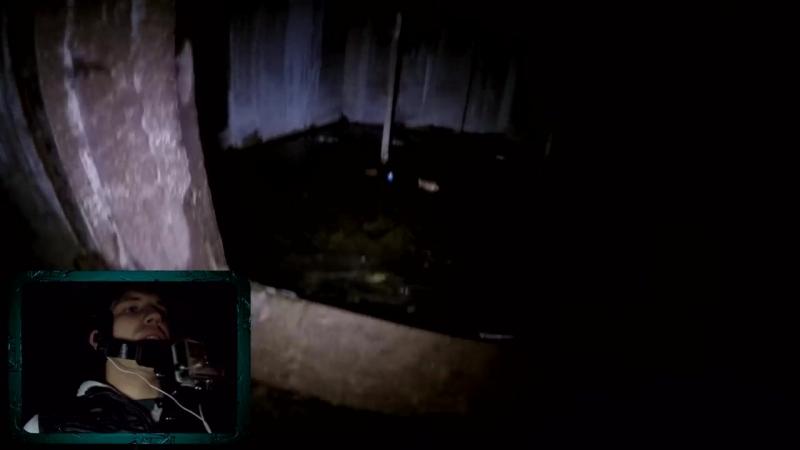 Дима Масленников Ранил ногу в подземном бункере Последний GhostBuster