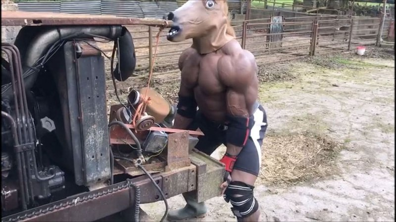 """Blessing awodibu on Instagram """"repost High on preworkout and the gym close 😱👹🎃🤖👾💩. Got few more mad videos coming for next week😂. followme funn..."""