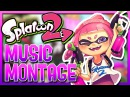 SPLATOON 2 CAN CAN (YTPMV Music Montage)