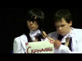 Косплей-сценка по аниме Pandora Hearts (Сердца Пандоры) Воронеж 2013