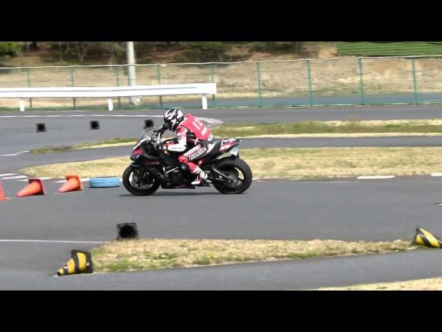 MotoGymkhana 2014 Jimuchaya Round1 H2 ZX-10R Tabibito Other ungle