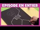 Art Attack - La technique des Rayons X - Disney Junior - VF