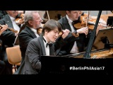 Ravel Piano Concerto in G  Cho  Rattle  Berliner Philharmoniker