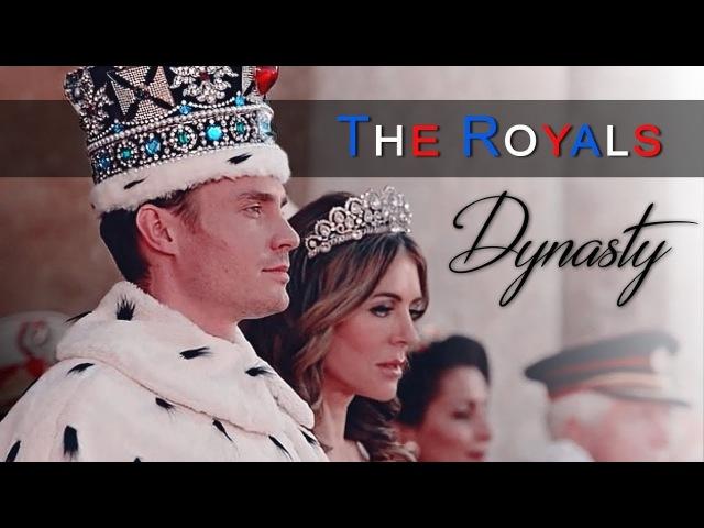 The royals Члены королевской семьи сериал 2015